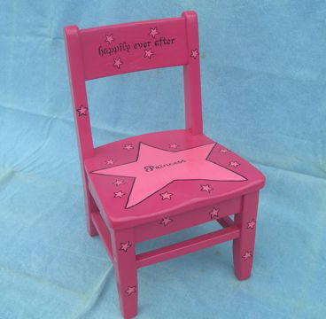 Fairy Take Princess Chair